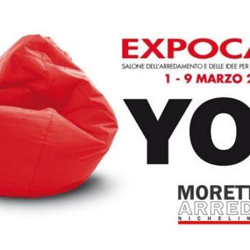 Moretti Arredi ad Expocasa 2014