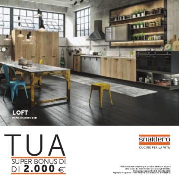 """Loft – Pubblicità a settembre su """"La Stampa"""" – Cuneo"""