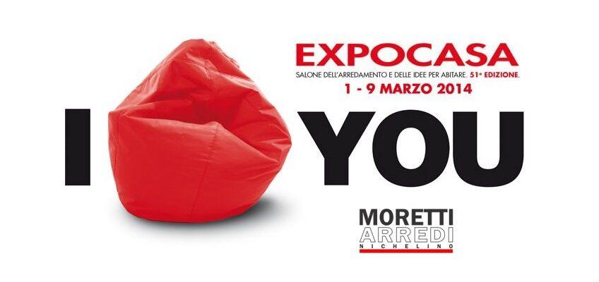 Moretti arredi ad expocasa 2014 piemonte mobili for Moretti arredi